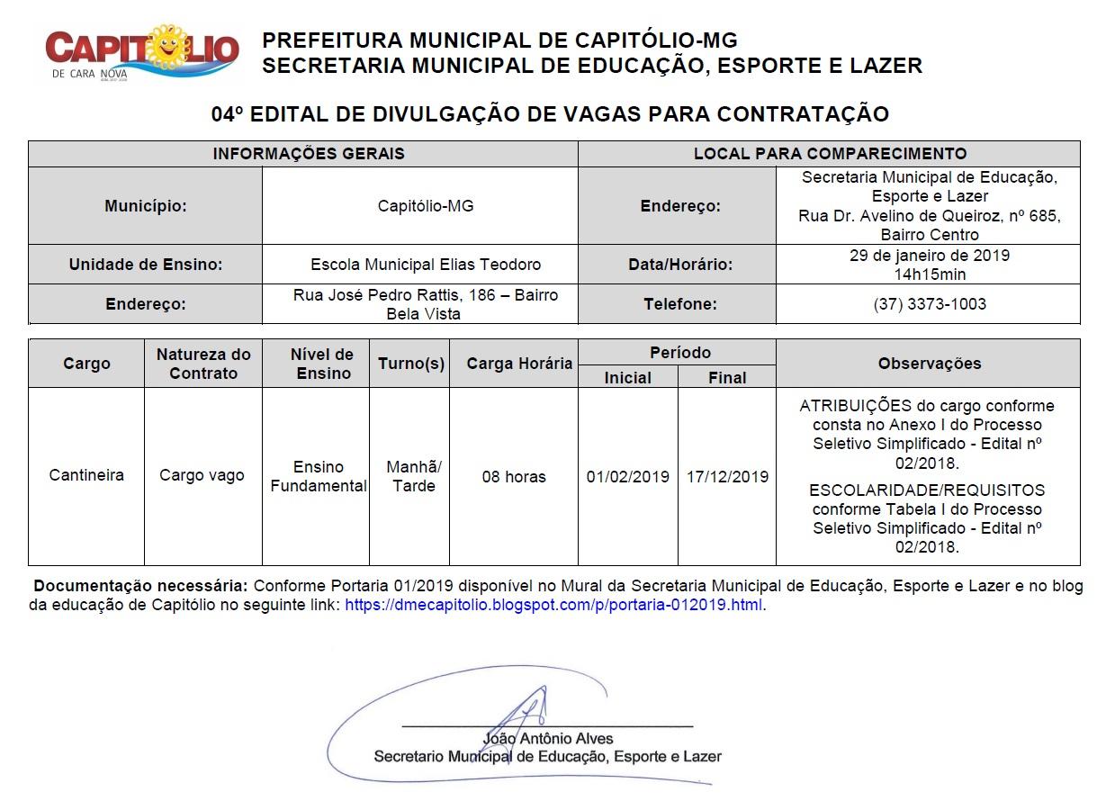 Edital 04_cantineira_EM Elias Teodoro